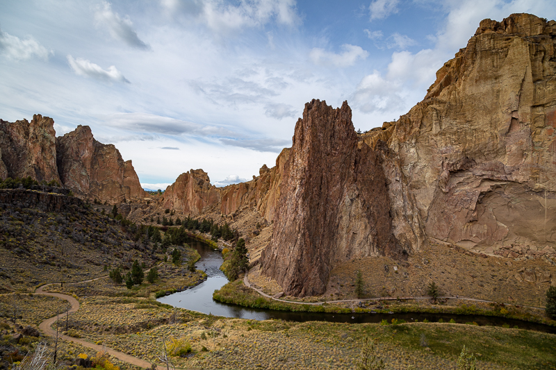 Smith Rock near Bend, Oregon