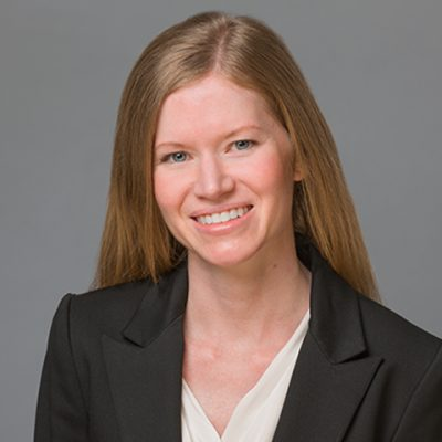Photograph of Intellectual Property attorney Kimberly N. Fisher